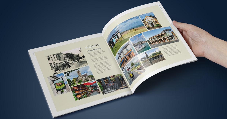 new home graphic design by Avalanche Design Dublin