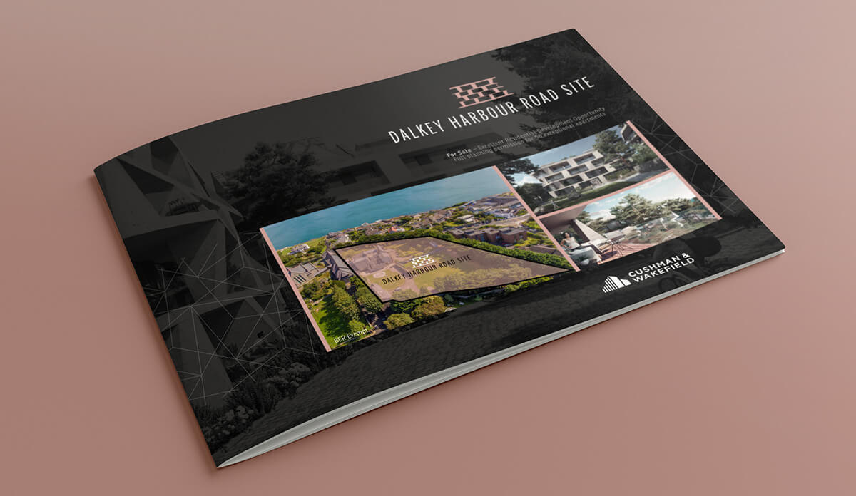 Commercial property Brochure by Avalanche Design