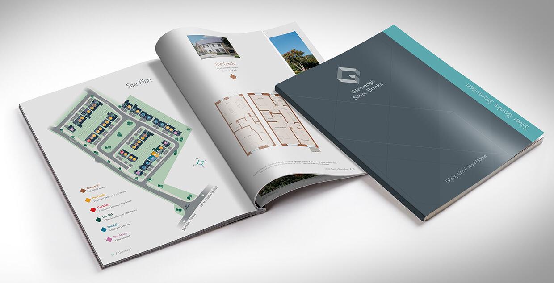 Glenveagh Silver Banks brochure  by Avalanche Design in Dublin