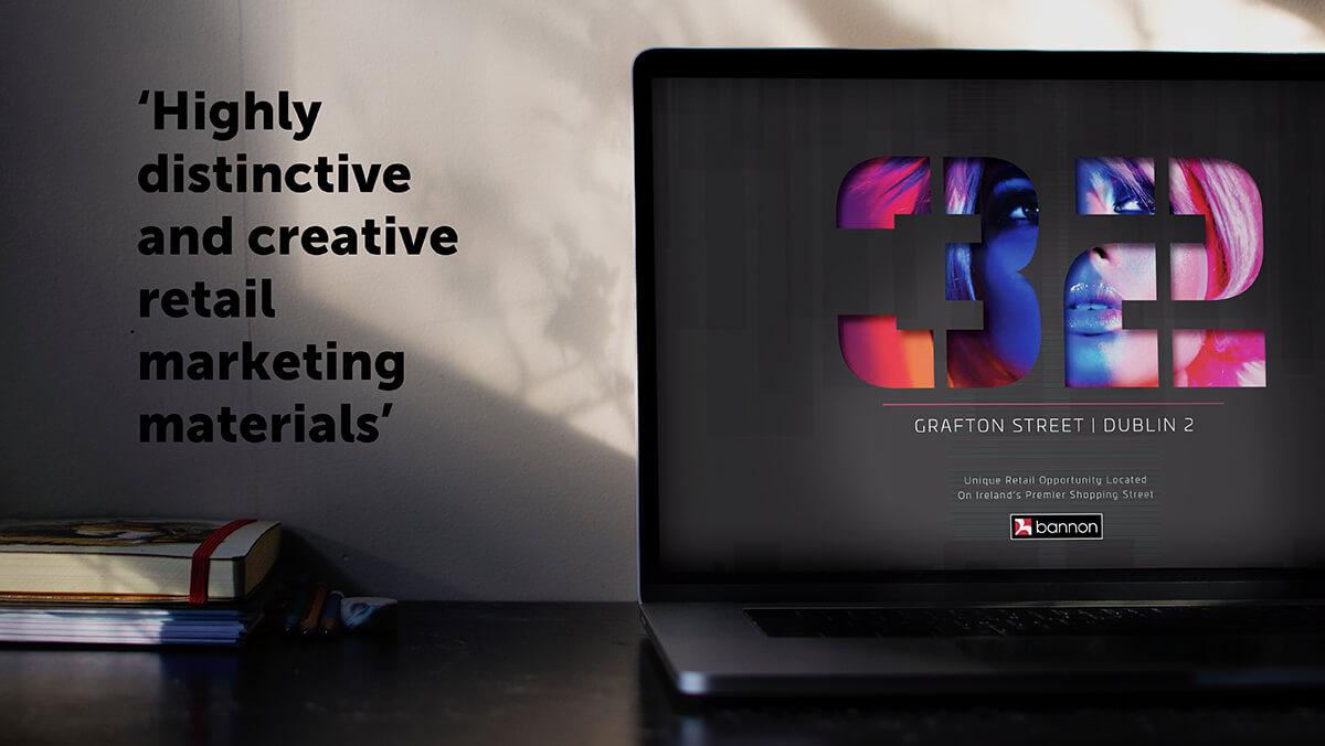 Retail marketing creative design