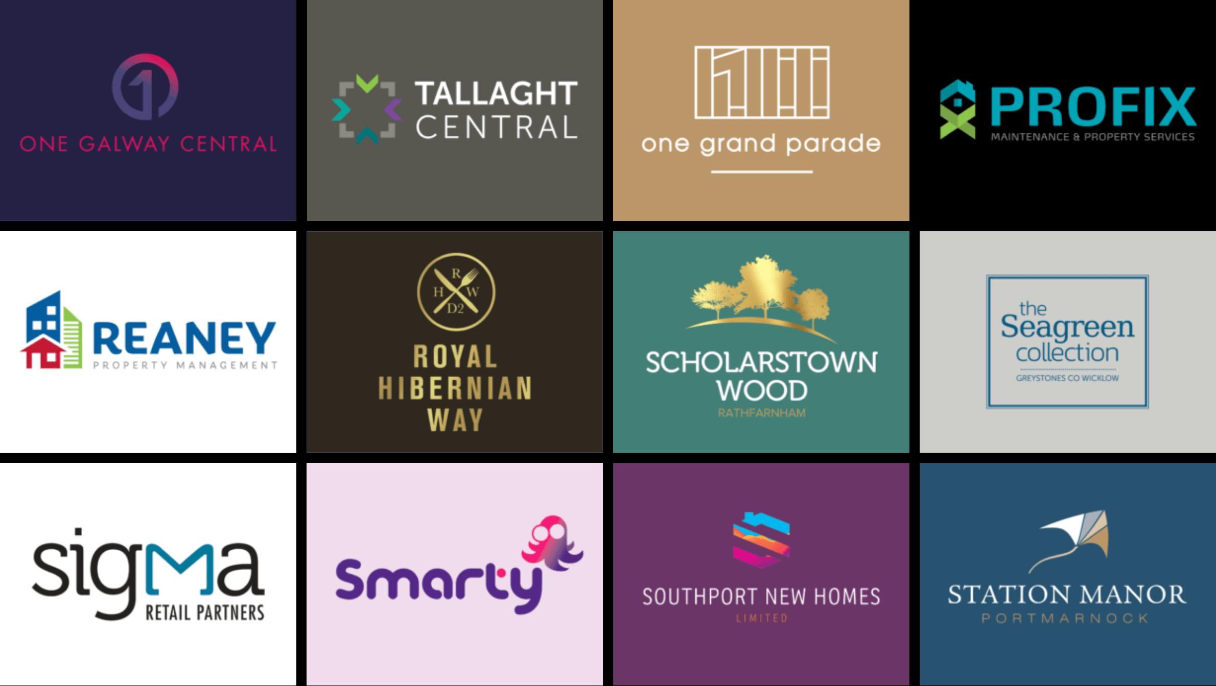 logo development by Avalanche Design in Dublin