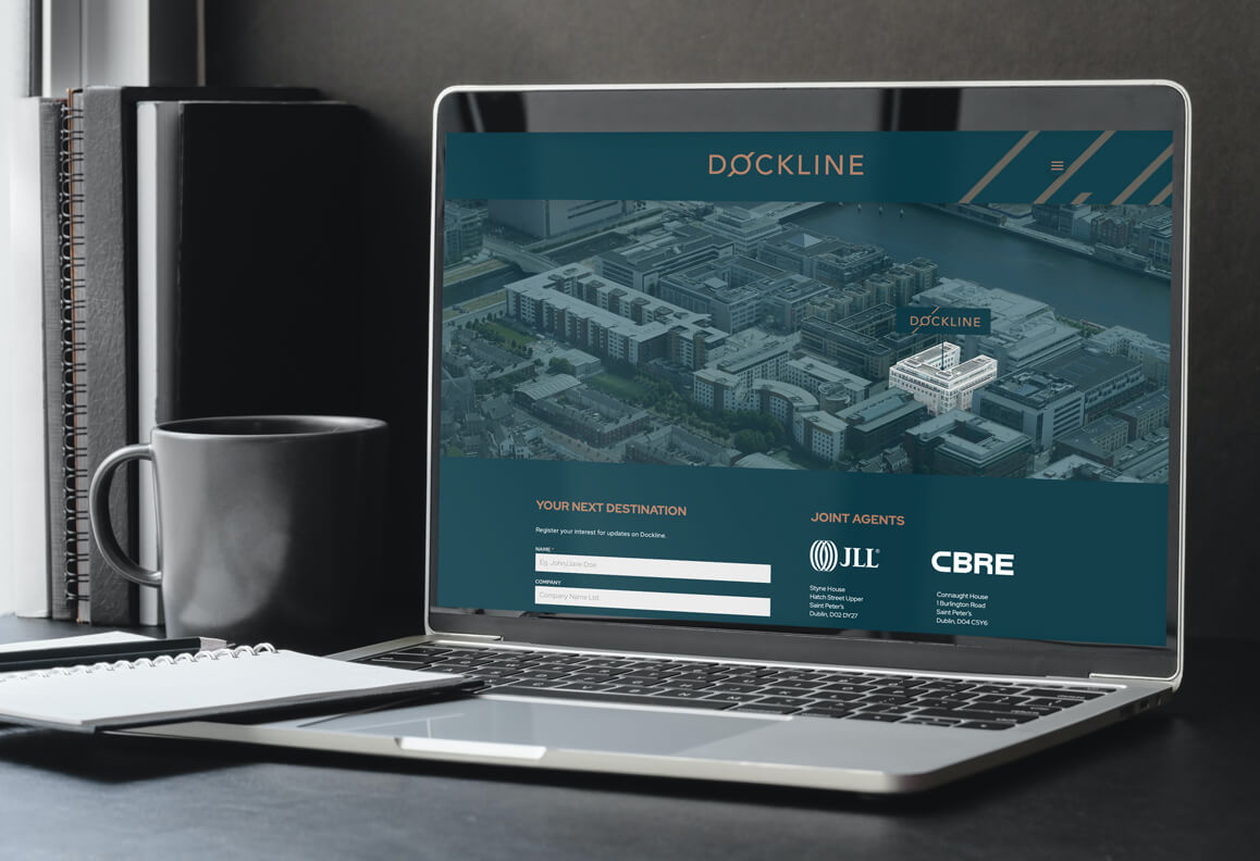 Website Design by Avalanche Design in Dublin